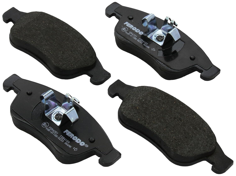 Ferodo FDB4180 Brake Pad Set set of 4 disc brake
