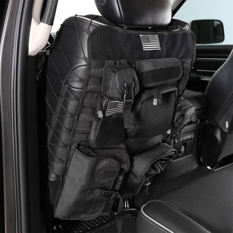 Superb Smittybilt 5661301 Gear Black Universal Truck Seat Cover Alphanode Cool Chair Designs And Ideas Alphanodeonline