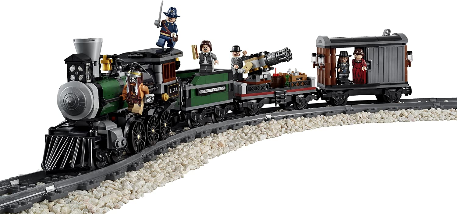LEGO The Lone Ranger Constitution Train Chase (79111) (Discontinued by manufacturer)