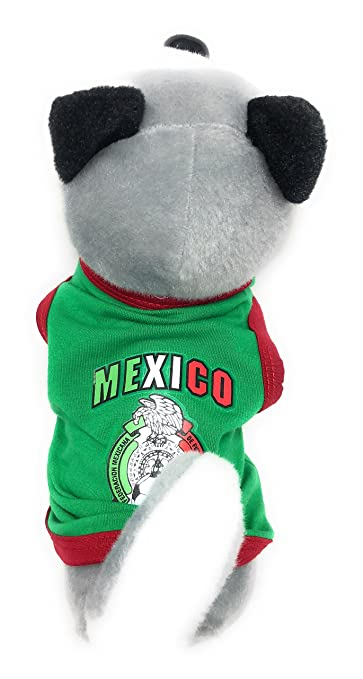 Amazon.com : Chaya Mexico- Pet Tank Puppy Summer Clothes for Small Dogs (XL) : Pet Supplies