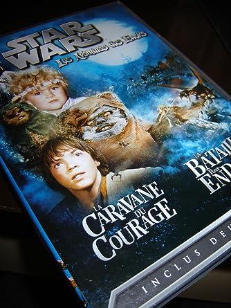Amazon.com: Star Wars Ewok Adventures / Les Aventures Des Ewoks / 2 ...