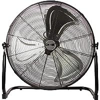 DMS Industriële ventilator, windmachine, vloerventilator, trommelventilator, 3 snelheden, diameter 60 cm, 180 watt…