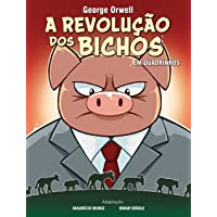 A Revolução dos bichos – Em Quadrinhos