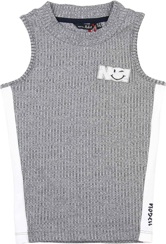 NoBell Junior Girls Rib Knit Top Sizes 8-16