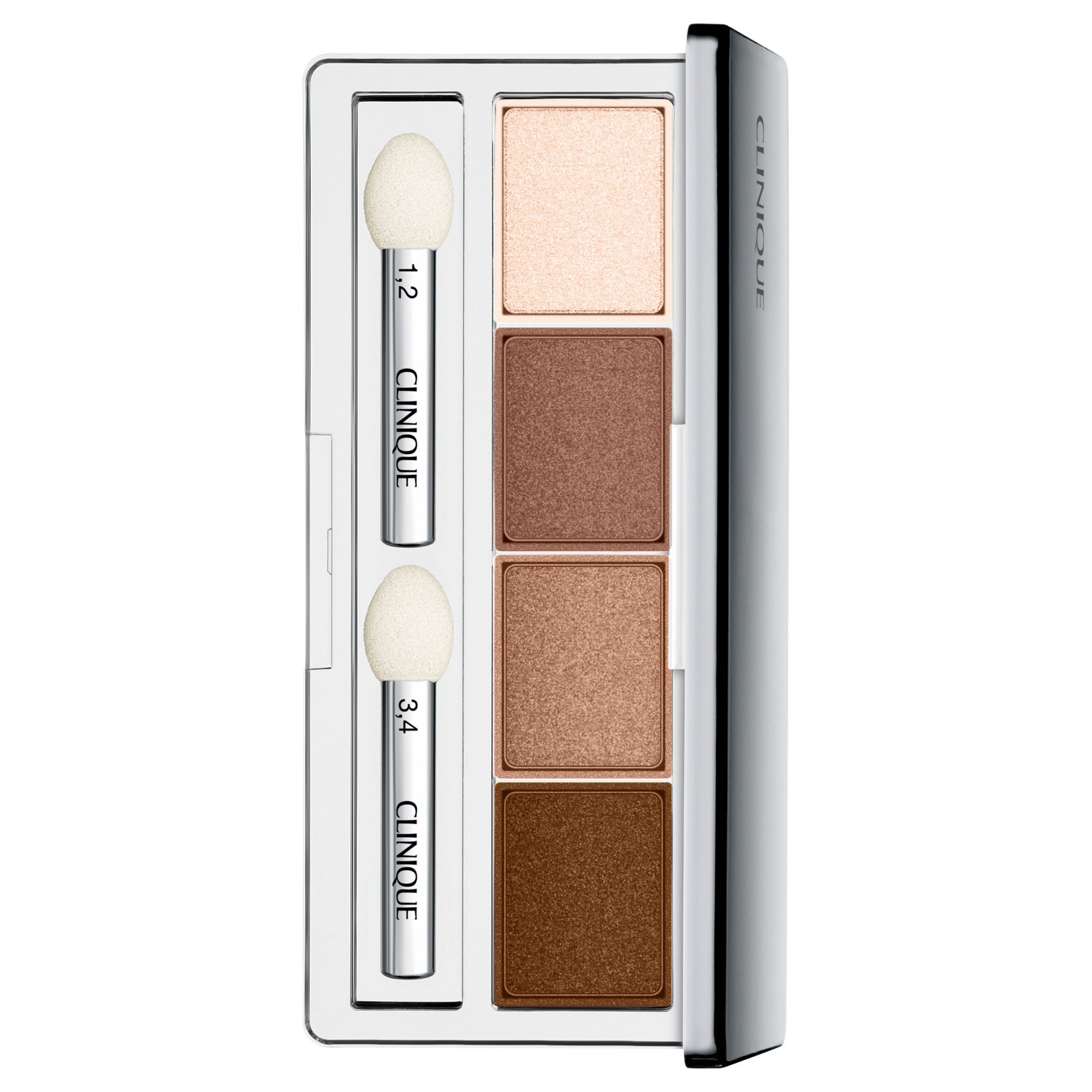 Clinique All About Shadow Quad, shade=Teddy Bear