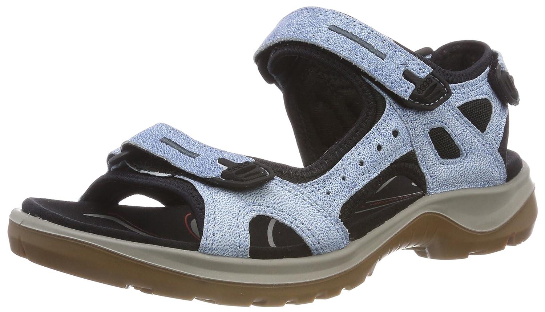 ECCO Women's Yucatan Sandal B076ZXSM78 38 EU/7-7.5 M US|Indigo