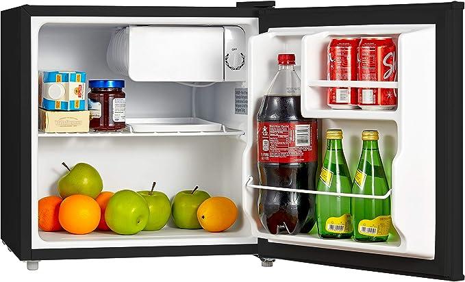 Amazon.com: Midea WHS-65LB1 Refrigerador y congelador de una ...