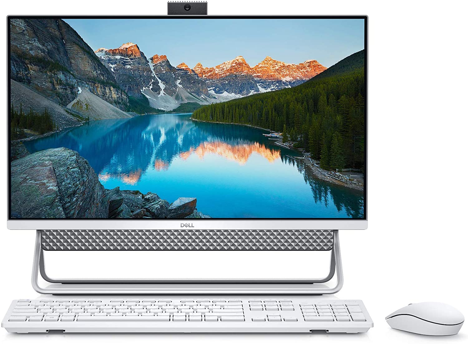Dell Inspiron 5400 AIO All in One PC, 23.8