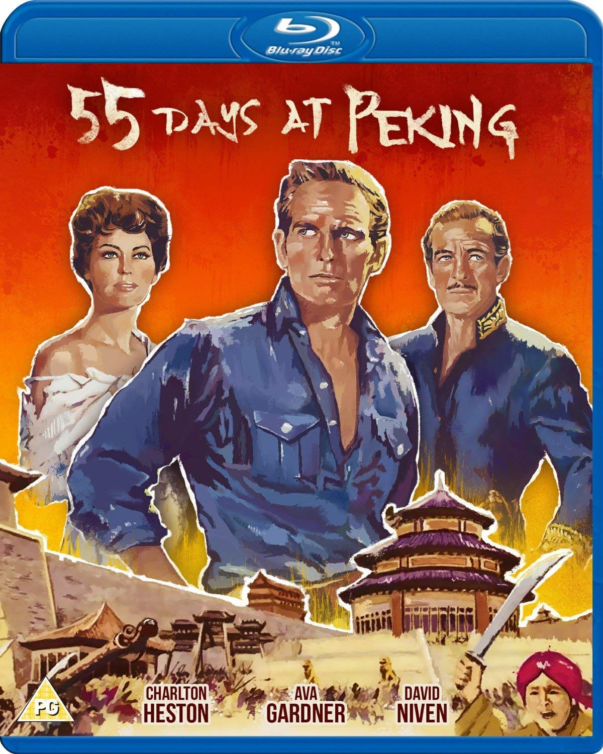 55 Days at Peking (Blu-ray)
