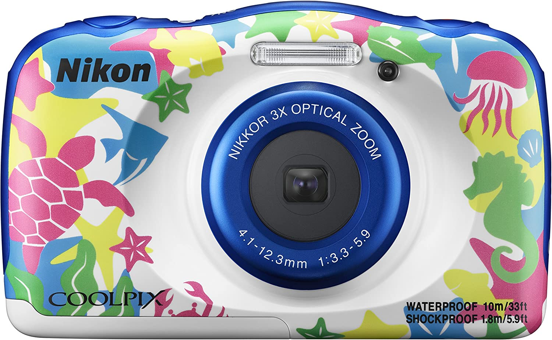 Nikon COOLPIX マリンW100MR