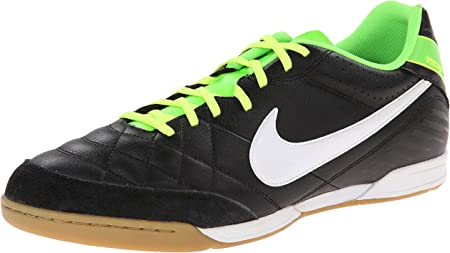 Tomar un riesgo Halar Senado  Nike Tiempo Mystic IV IC Indoor Footballshoe Men's: Amazon.co.uk: Sports &  Outdoors