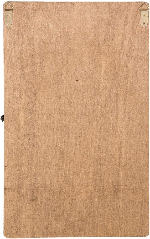 Clayre /& Eef 6H1570 Armoire /à cl/és 24 x 7 x 38 cm