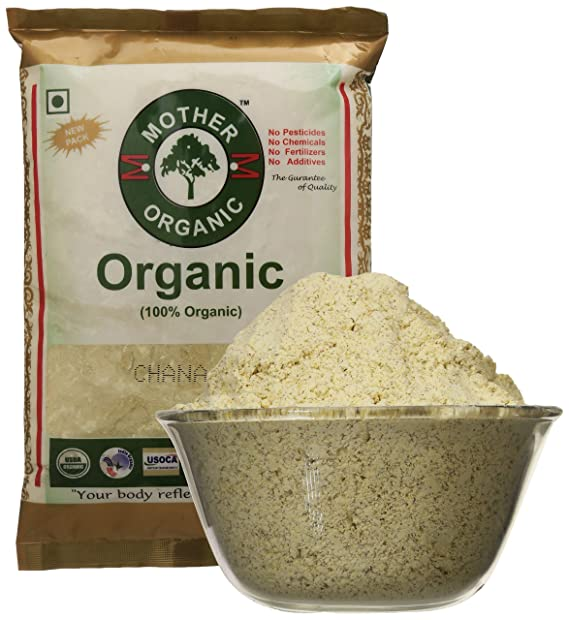 Mother Organic Chana Atta, 500g