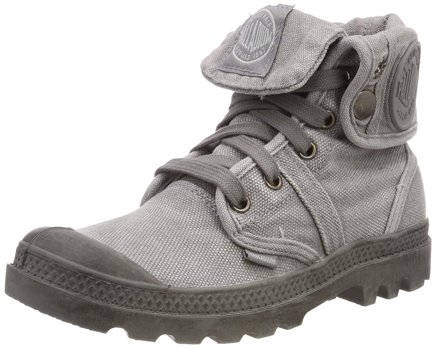 Titanium High Rise Palladium Women's Pallabrouse Baggy Chukka Boot