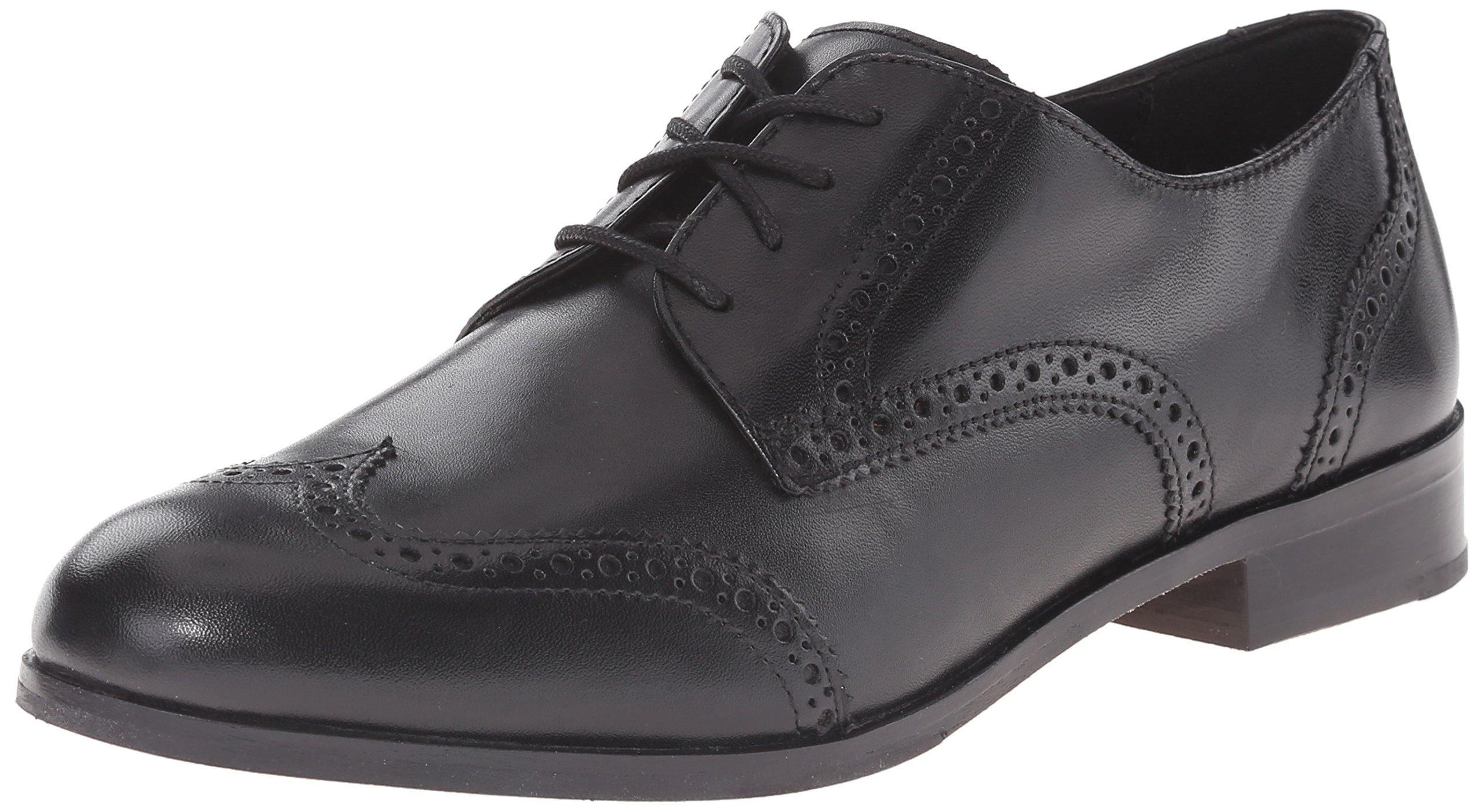 Cole Haan Women's Jagger Weave Oxford Oxford, Black, 8 B US