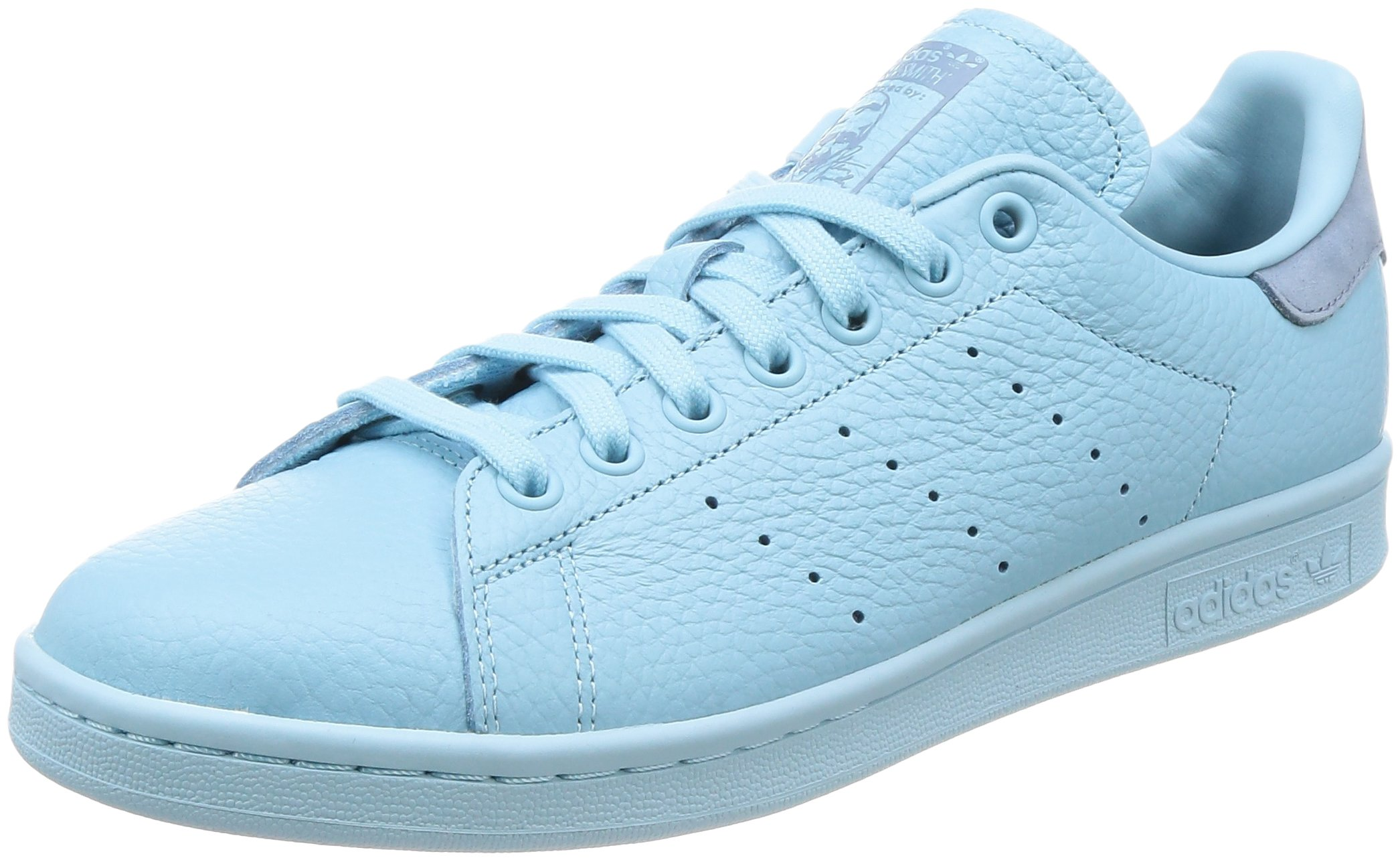 quality design 688ca 32775 adidas Stan Smith Mens Trainers Pastel Blue - 8 UK