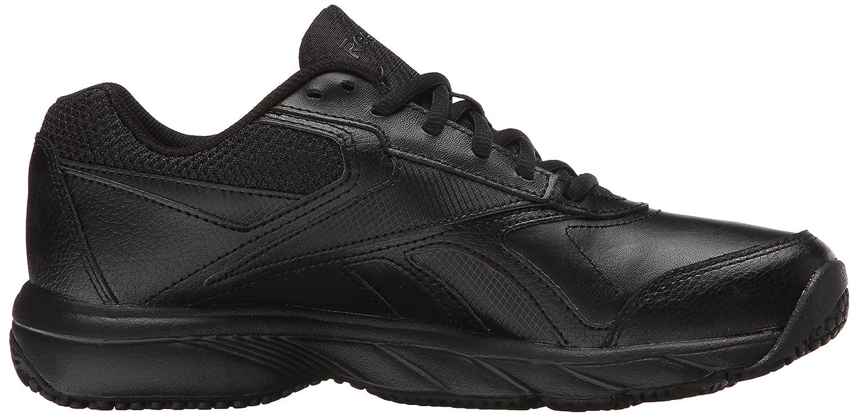 Reebok Women's Work 'N Cushion 2.0 Walking Shoe B010V6MRWQ 5.5 B(M) US|Black/Black
