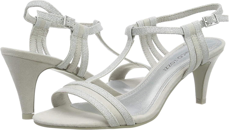 MARCO TOZZI 2-2-28365-32 Sandales Bride Cheville Femme