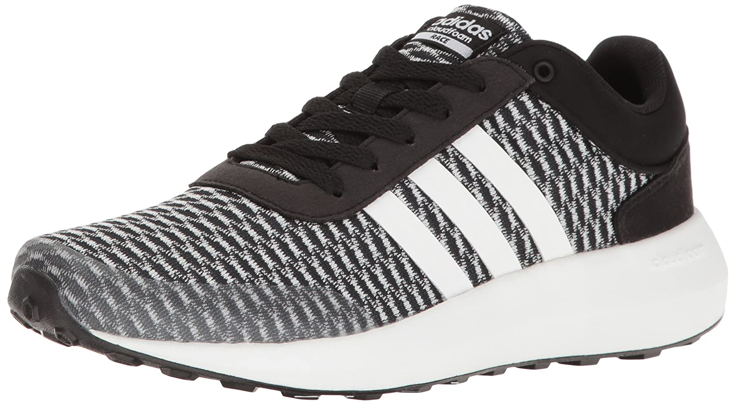 Amazon.com | adidas Women's Cloudfoam Race Running Shoe ...