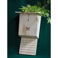 Bat box Profesional antimosquitos inspeccionable para arboles, casita