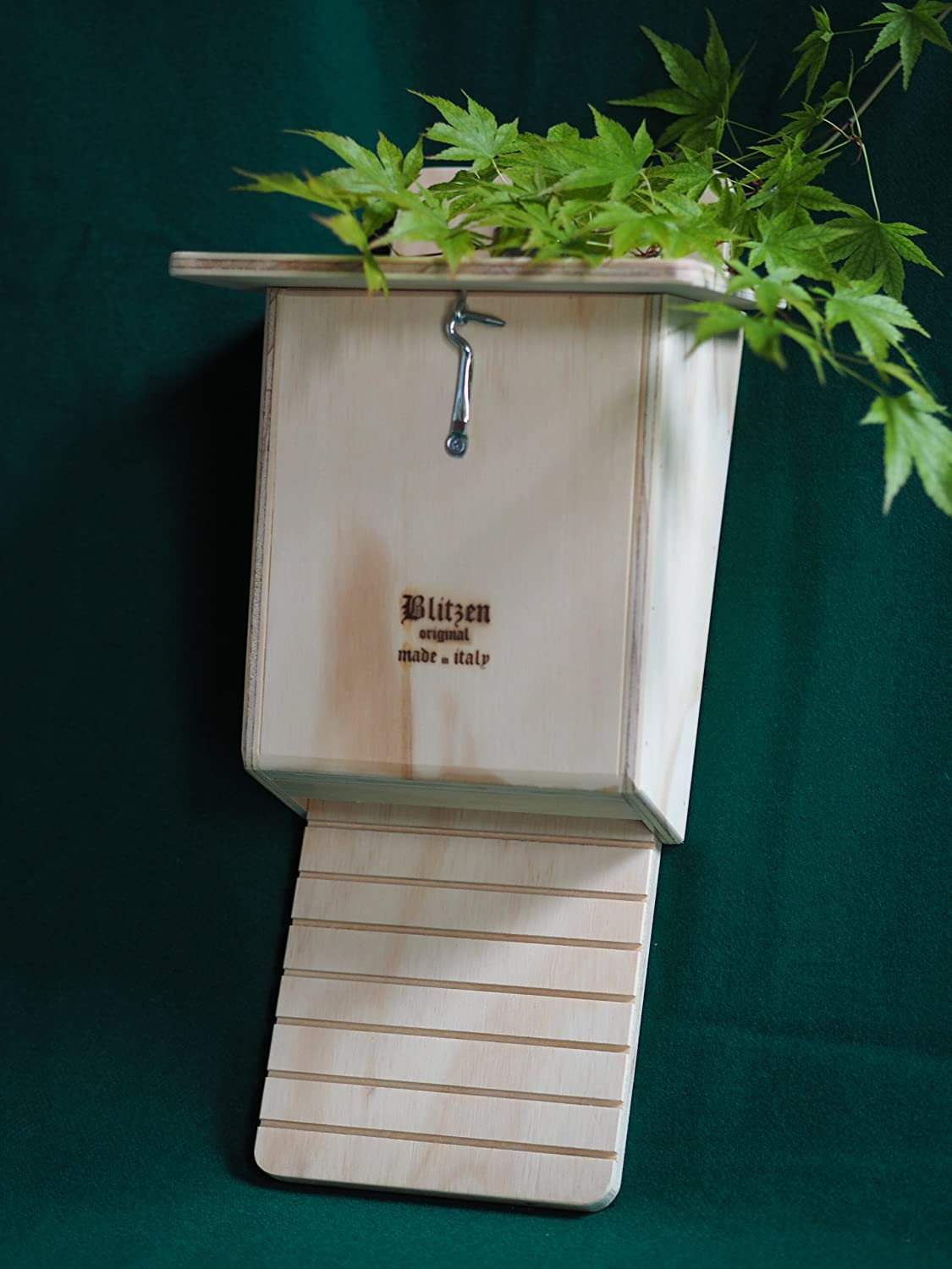 CHECKABLE BAT BOX AGAINST MOSQUITOS Professional Blitzen made in Italy 100%