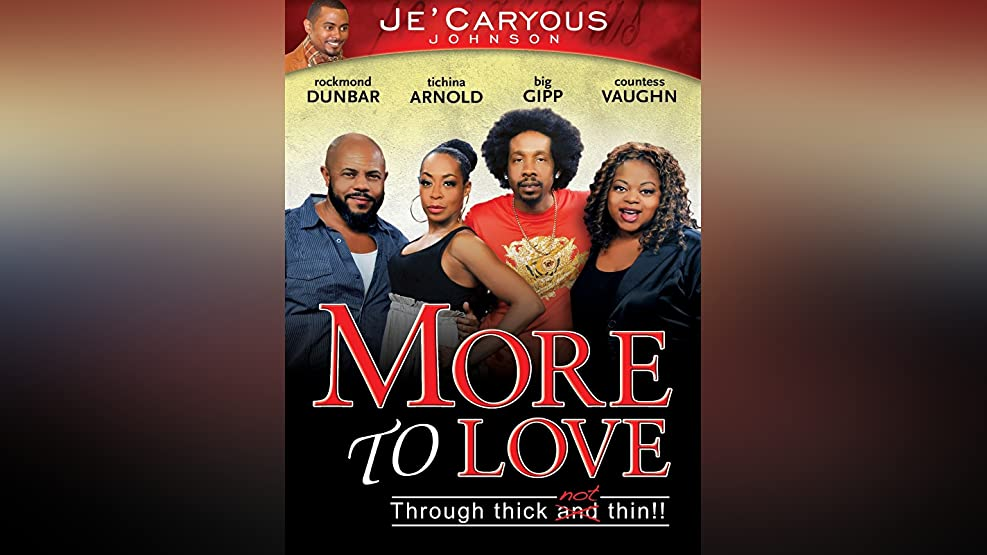 Je'Caryous Johnson's More to Love