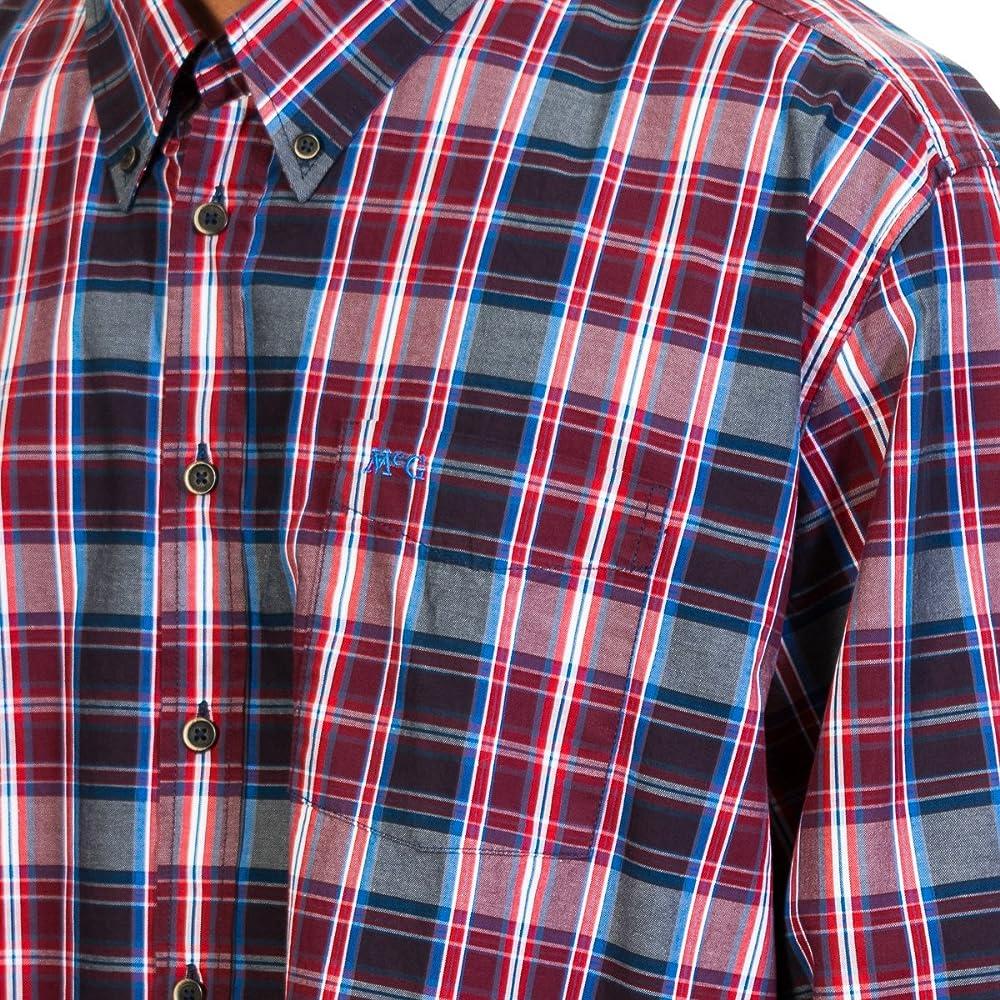 McGregor Camisa Manga Larga: Amazon.es: Ropa y accesorios