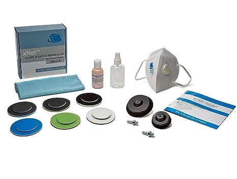Amazon.com: Kit de reparación de vidrio cero gp-wiz sistema ...