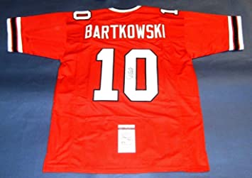 cbb2271ab Autographed Steve Bartkowski Jersey - JSA Certified - Autographed NFL  Jerseys