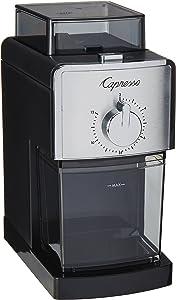 Capresso 591.05 Coffee Bean 16 Setting Burr Grinder