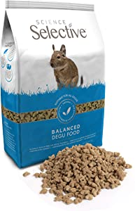 Supreme Petfoods Science Selective Degu 1.5kg