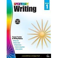 Spectrum | Writing Workbook | 1st Grade, 112pgs