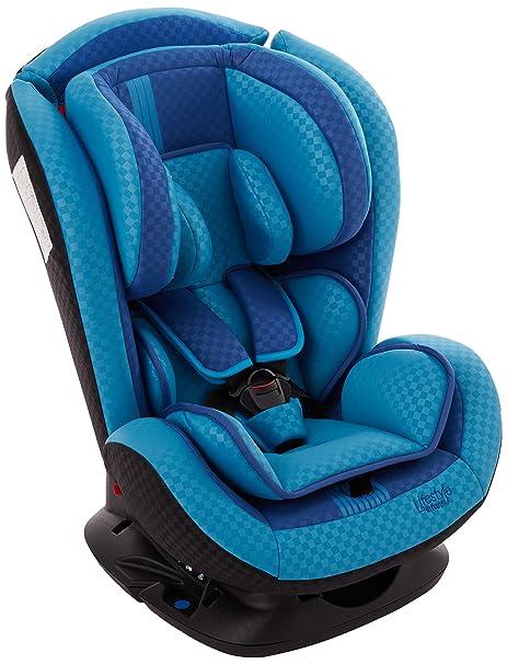 d0e197c53 Infanti Lifestyle, Autoasiento Rear-Facing, Color Azul: Amazon.com.mx: Bebé