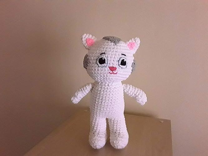 Amazon.com  Crochet Pattern for Katerina Chibi doll 23229de7e08