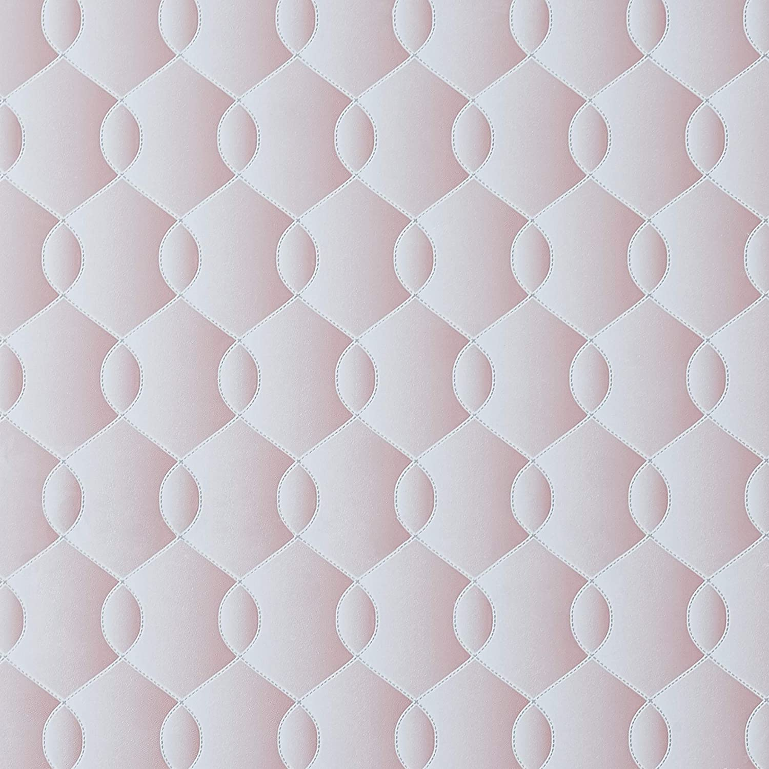 3 Wave Pink Dream On Me Inner Spring Carina Collection Pack N Play Mattress