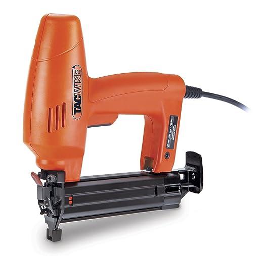 2 opinioni per Tacwise 181ELS Pro Chiodatrice elettrica, Arancione