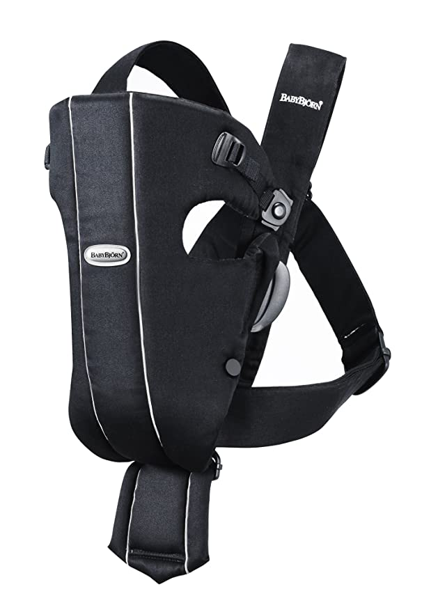 cfd8040473f BabyBjorn Carrier City Black  Amazon.co.uk  Baby