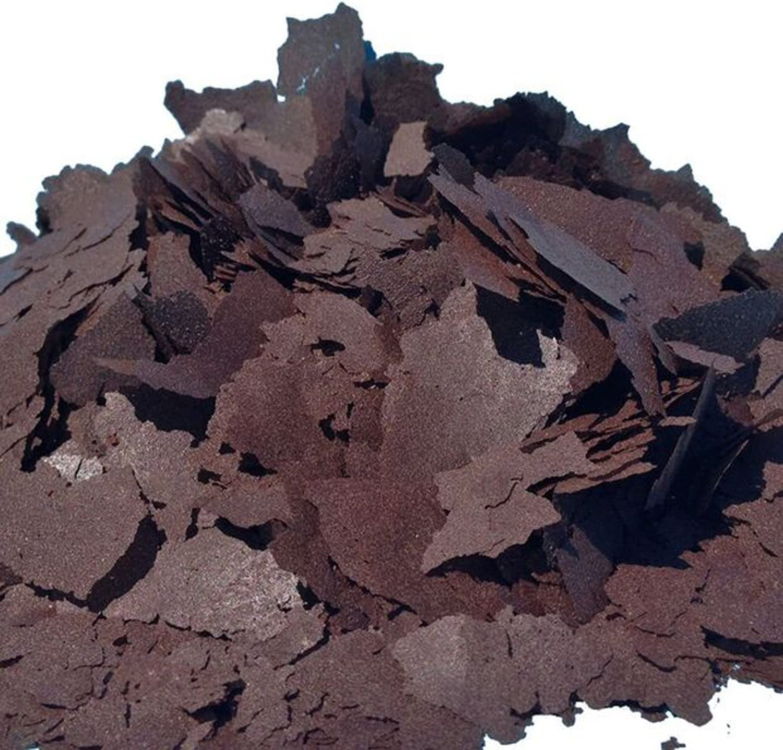 AF 45% California Blackworm Flakes - Aquatic Foods Premium Tropical Fish Flakes