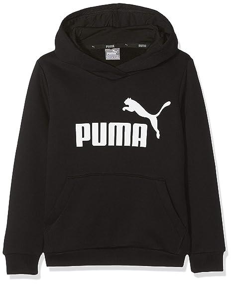 Puma Ragazza Ess Felpa FL G  Amazon.it  Sport e tempo libero 80c5db13f7025