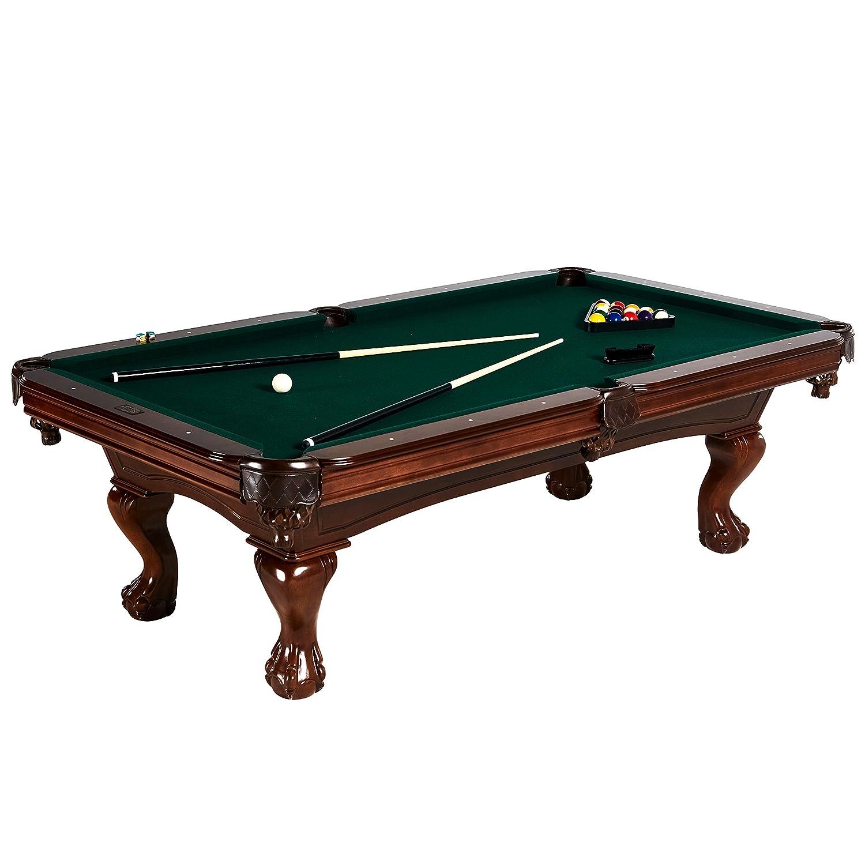 Amazoncom Barrington Billiards BARRINGTON Hawthorne - Sportcraft 8 foot pool table