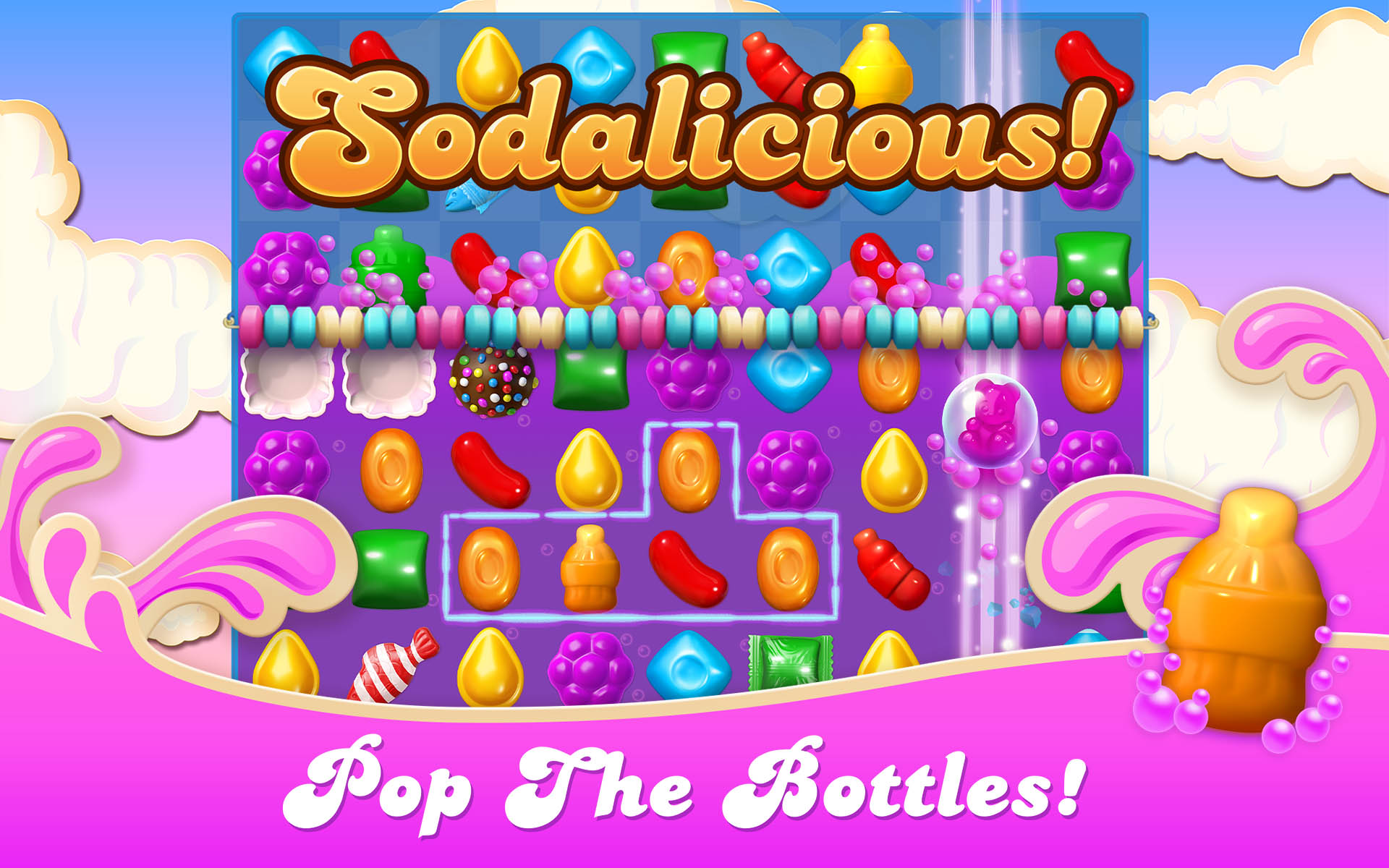 Amazon Com Candy Crush Soda Saga Appstore For Android
