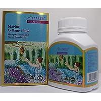 VitaTree Marine Collagen Plus Sheep Placenta & Fresh Royal Jelly 100 Capsules Australian...