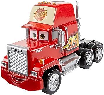 Tidsmæssigt Amazon.com: Disney Pixar Cars Deluxe Mack: Toys & Games AO-32