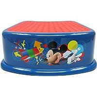 Disney Baby Banquito de Mickey Ginsey, color Azul