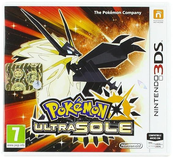 pokemon ultrasole