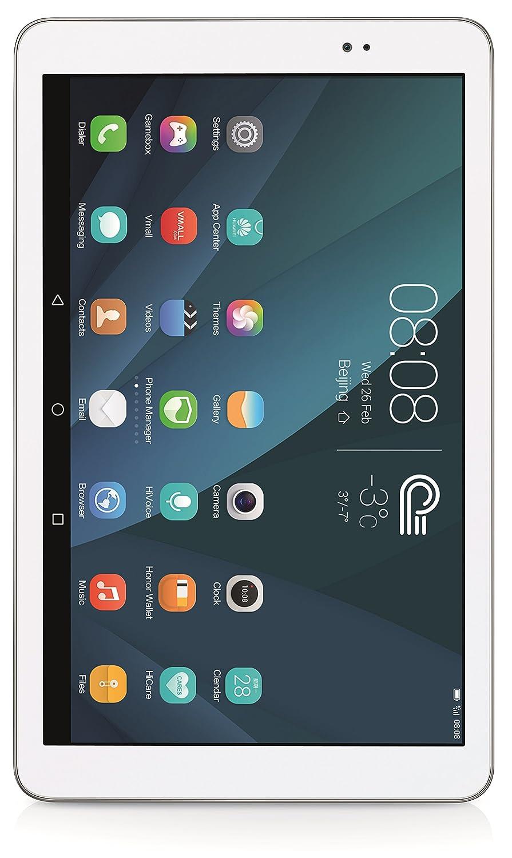 Huawei Mediapad T1 10 - Tablet DE 9.6 Pulgadas HD (WiFi + 4G, Procesador Quad-Core, 1 GB de RAM, 16 GB de Memoria Interna, Android 4.4 actualizable a ...