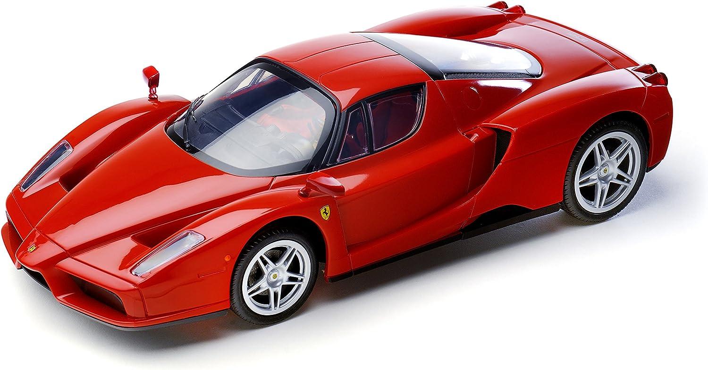 Ferrari 86027 - Giro 1:16 Enzo Coche Radiocontrol (Silverlit)