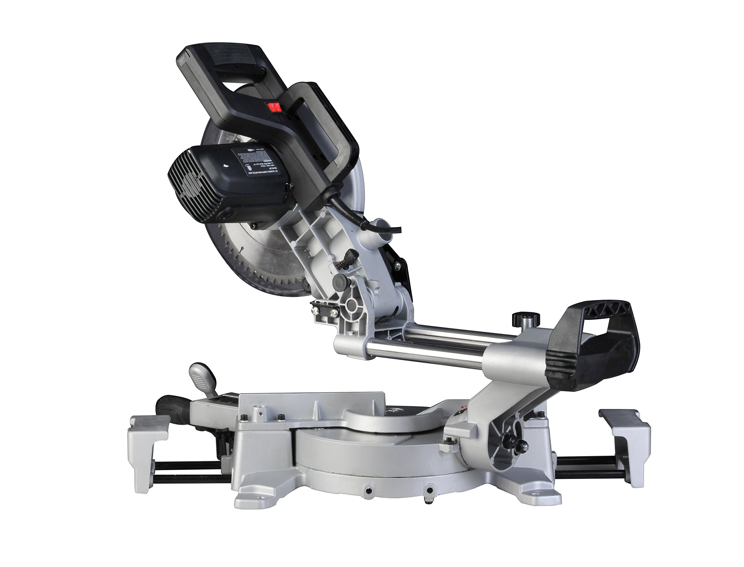 Doitpower 15-Amp 10-Inch Sliding Compound Miter Saw (Equipped with LED Work Light and CarryHandle ) by Doitpower (Image #3)