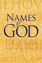 Names of God (Rose Bargain Book) Kindle Edition