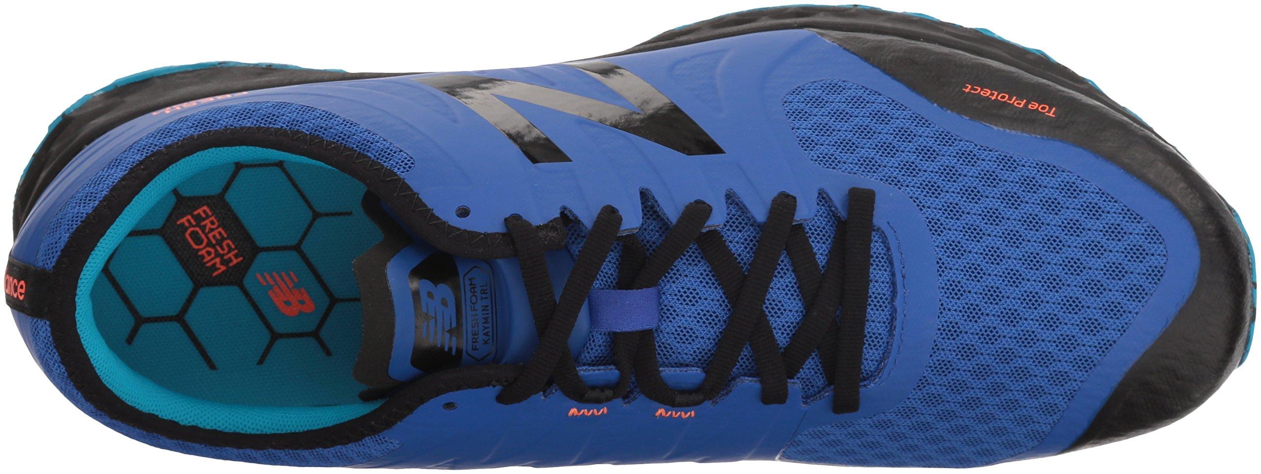 New Balance Men's Kaymin Trail v1 Fresh Foam Trail Running Shoe, Deep Pacific, 7 D US by New Balance (Image #7)